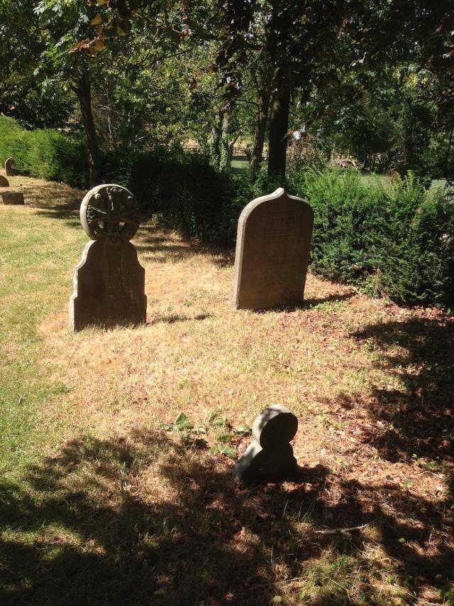 gravestones st barbara