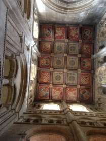 Ely Cath ceiling