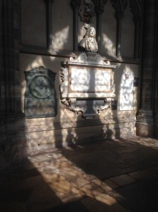 Ely Cath dappled light