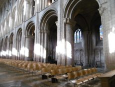 Ely Cath nave columns shr