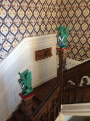 Wells_Bishop_Palace_Stairwell_Dragons