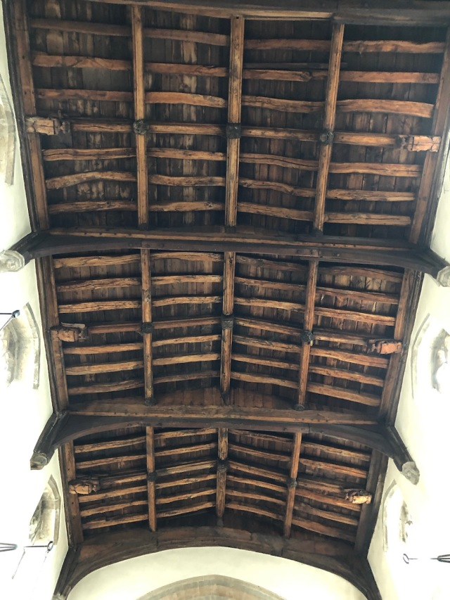 St_Mary_Stamford-Roof