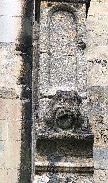 Stamford_All_Saints-Gargoyle