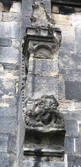 Stamford_All_Saints-Gargoyle1