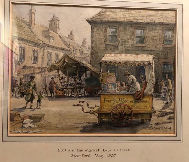Stamford_Library-market-stalls