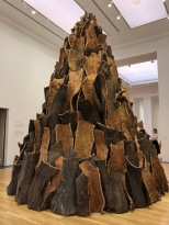 David_Nash_Cardiff_Museum-bark-tower