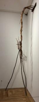 David_Nash_Cardiff_Museum-hanging-twine