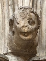 Lincoln_Cathedral--damaged-face