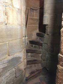 Wakefield_Bridge_Chantry-crypt-stairs