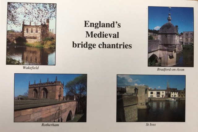 England's Bridge Chantries