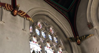 Leicester_Cathedral-roof-angels1