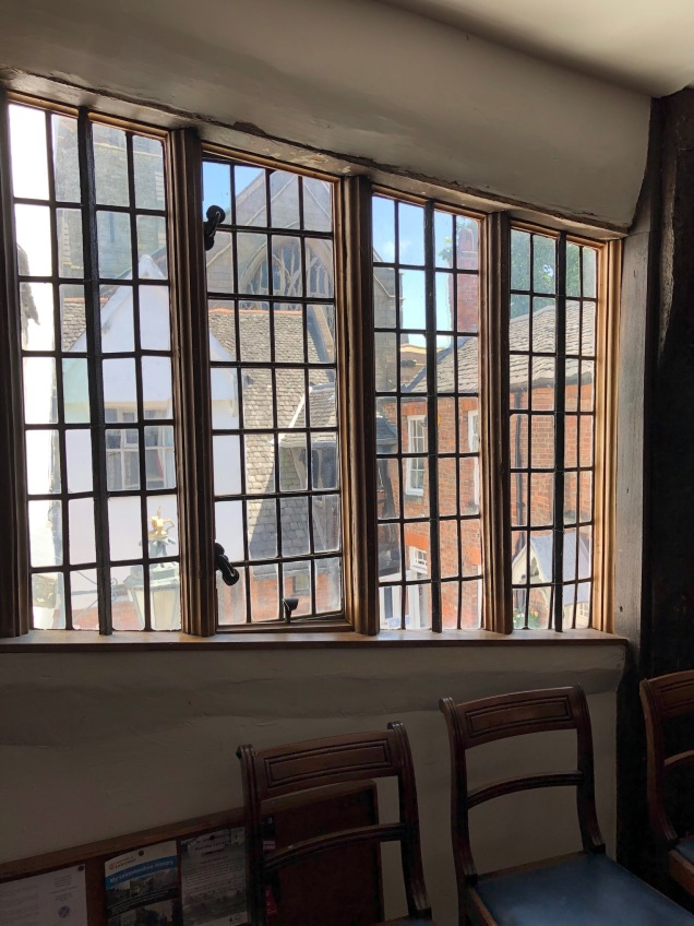 Leicester-Guildhall-view-out