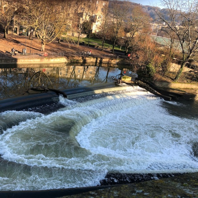 Bath-Avon-Weir
