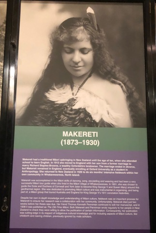 Pitt-Rivers-Makereti
