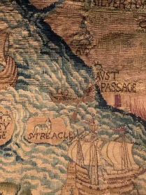Bodleian-Maps-Gloucestershire-tapestry-detail