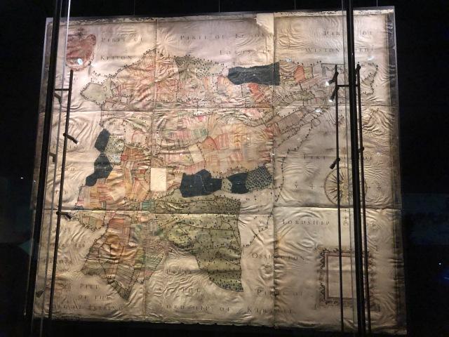 Bodleian-Maps-Laxton-1635