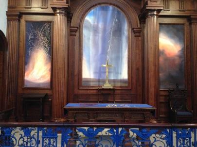 ChristChSpitalfields-altar